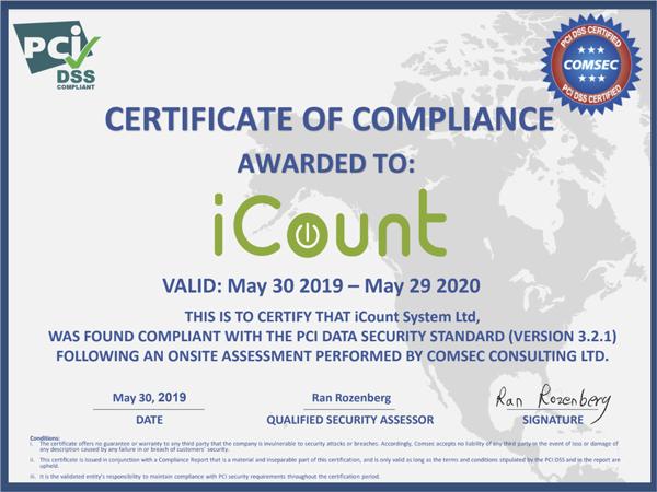 PCI-iCount